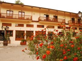 Hotel Agathidis, Prousós