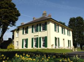 Elm Grove Country House, Tenby