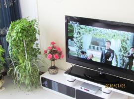 Manzhouli Jingying Wenxin Family Apartment