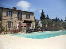 Casa Vacanze L'Oliveta, Siena (Berdekatan Costalpino)