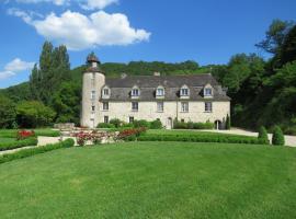 Château de Gaubert, Террассон