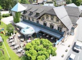 Gasthof Schorn, Sankt Leonhard (Niederalm yakınında)