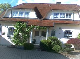 Apartment Bubeck´s Schlößchen, Ostrach