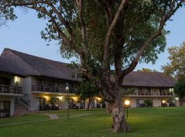 Azambezi River Lodge, Victoria Falls