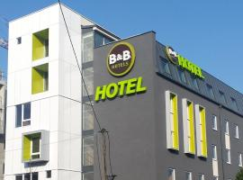 B&B Hôtel Paris Est Bobigny Université, Bobigny