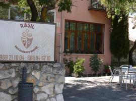 Hotel Rasil, Cuenca (Nohales yakınında)