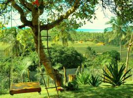 Casa De Ondina, Tatuamunha