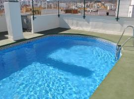 Apartamento Alonso de Palencia 15