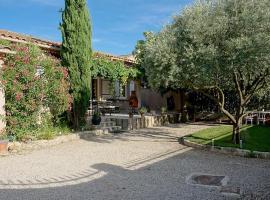 Villa hortensia, Carpentras