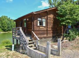 Forest Lake Camping Resort Lakefront Cabin 12, Freewood Acres (in de buurt van Lexington)