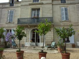 Domaine de Castel Parc, Ньор (рядом с городом Villiers-en-Plaine)