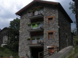 Apartaments La Canal, Alins
