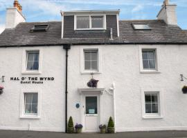 Hal O' The Wynd Guest House, Stornoway