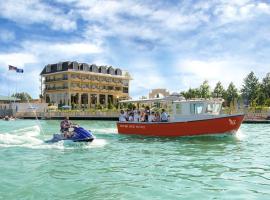 River Side Hotel, Mingachevir (Naftalan yakınında)
