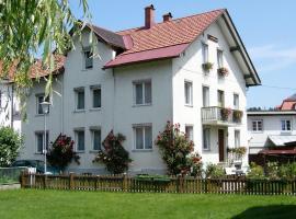 Ferienwohnung Rittler, Lindenberg im Allgäu (Hofs yakınında)