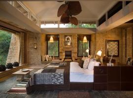 Pashan Garh Panna National Park - A Taj Safari Lodge, Panna