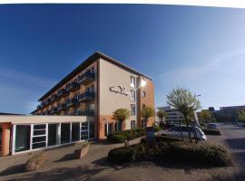 Boardinghouse Campus Lounge, Paderborn (Borchen yakınında)