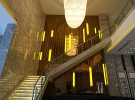 Lavande Hotel Guangyuan East Lizhou Road, Dashiban (Wangcang yakınında)