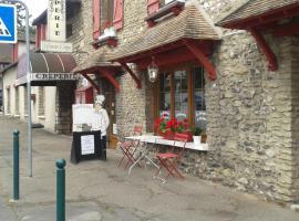 Le Grenier A Crepes, Saint-Aquilin-de-Pacy (рядом с городом Croisy-sur-Eure)