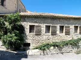 Drôme Provençale, Saint-Restitut (рядом с городом Saint-Paul-Trois-Châteaux)