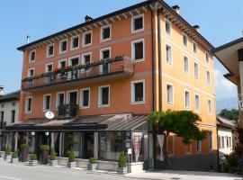 Al Cavallino Rosso, Mel (Ronchena yakınında)