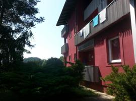 Ferienwohnung Pezi, Sankt Primus am Turnersee (Obersammelsdorf yakınında)