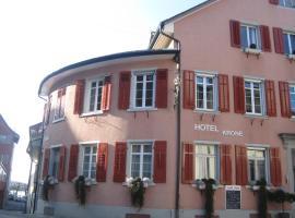 Hotel Restaurant Krone Diessenhofen, Diessenhofen (Gailingen yakınında)
