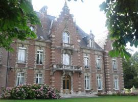 Château des marronniers, Baizieux (рядом с городом Treux)