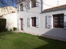 Rental Villa 20, Ле-Сабль-д'Олон (рядом с городом Olonne-sur-Mer)