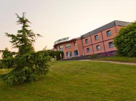 Citotel Hotel Du Circuit, Маньи-Кур (рядом с городом Neuvy Le Barrois)