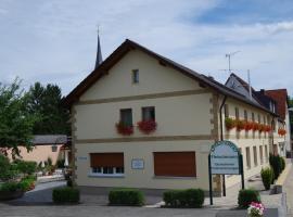 Appartement Fleischmann, Kirchröttenbach (Eckental yakınında)
