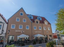 Hotel im Ried, Donauwörth