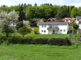 Ferienhaus am Gänserasen, Oberaula