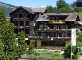 Hotel Edelweiss, Венген