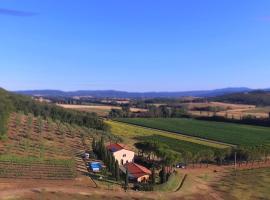 Agriturismo Podere Mulinaccio, Ribolla (Terminuzzo yakınında)