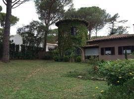 Villa Golf Costa Brava, Санта-Кристина-де-Аро (рядом с городом Solíus)