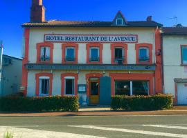 Hotel de l'Avenue, Bonson