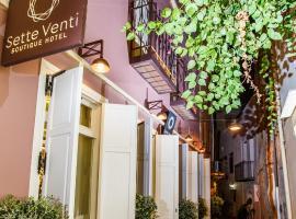 Sette Venti, Chania Town