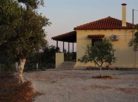 Memicottage, Корони (рядом с городом Armenoí)