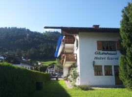 Gästehaus Zunterer