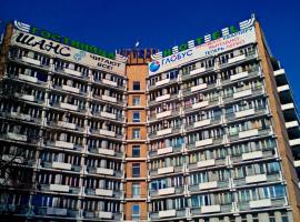 Hotel Druzhba, Abakan