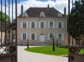Chambres d'hôtes Le Clos des Tilleuls, Demigny (рядом с городом Merceuil)