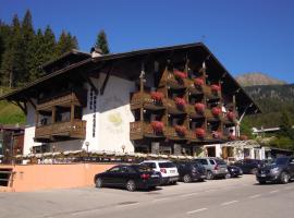 Hotel Orsingher, San Martino di Castrozza