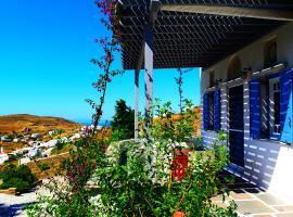 Villa Maria in Tinos - Eva House