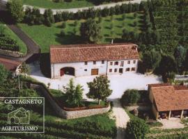 Il Castagneto, Teolo