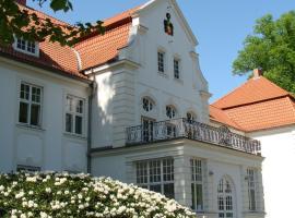 Schloss Badow, Badow