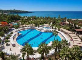 Saphir Resort & Spa, Okurcalar