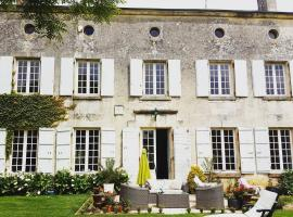 Chateau Des Granges, Courcelles (рядом с городом Saint-Pardoult)