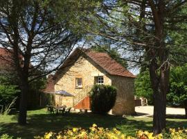 Le Gîte du Moulin du Boisset, Saint-Denis-lès-Martel