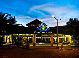 Crown Victoria Hotel Tulungagung, Tulungagung (рядом с городом Kalangbret)